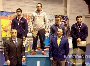Бакар Аюбов победитель Первенства СКФО по вольной борьбе