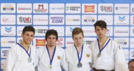 Представитель «ЦСП КЧР» Аслан Коджаков завоевал золотую медаль Кубка Европы среди юношей и девушек до 18 лет