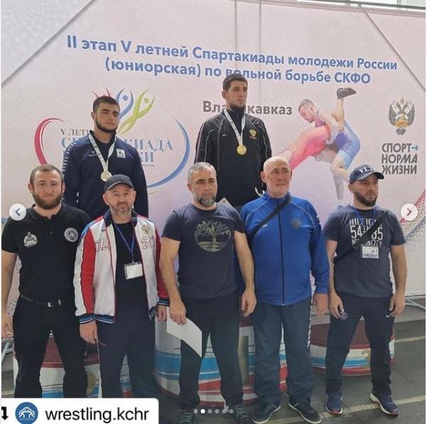 Мурат Джакупов представит Карачаево-Черкесию на финальном этапе V летней Спартакиады молодёжи (юниорская) России 2021 года.